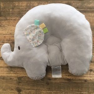 Other - elephant baby positioner pillow tummy time pillow
